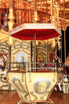 Free Carousel Royalty Free Stock Images - 28001549