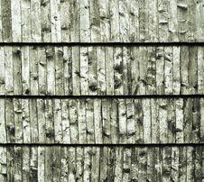 Free Wood Shingle Background Royalty Free Stock Photos - 28001748
