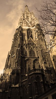Free Vienna Stephansdom Stock Photography - 28006162