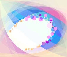 Free Multicolored Curve Background Royalty Free Stock Photos - 28007438