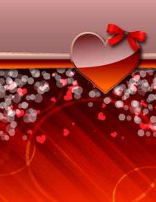 Free Valentines Day Background Stock Photo - 28007440