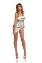 Free Young Beautiful Woman Fashion Model Stock Image - 28012181