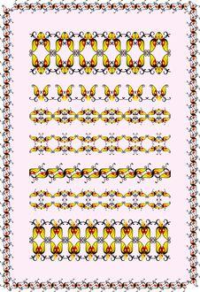 Free Decorative Motifs Swirl Stock Image - 28014171
