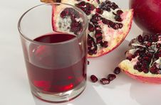Free Pomegranate Stock Images - 28015284