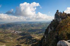 Free San Marino Castle Stock Images - 28018354