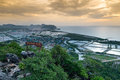 Free Khao Dang Viewpoint On The Mountain Royalty Free Stock Images - 28020549