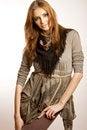 Free Beautiful Adult Sensuality Woman Royalty Free Stock Photo - 28029435
