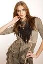 Free Beautiful Adult Sensuality Woman Stock Photos - 28029473