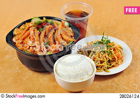 Free Chinese Cuisine Stock Images - 28026124