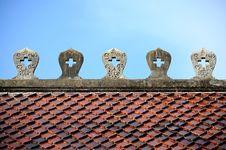Free Buddhist Roof Stock Photos - 28029233