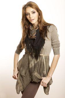 Free Beautiful Adult Sensuality Woman Royalty Free Stock Image - 28029346