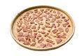 Free Sun Dry Pork On Basket Stock Photos - 28032013