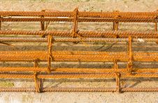 Old Rusty Wire Royalty Free Stock Image