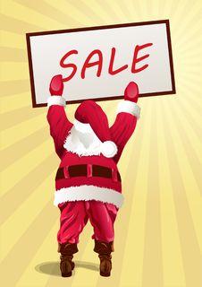 Free Santa Claus Royalty Free Stock Photo - 28032875