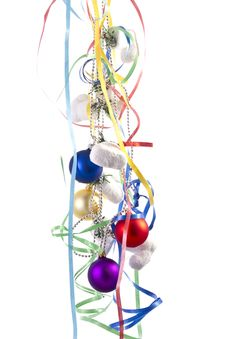 Free New Year Abstract Decoration Royalty Free Stock Images - 28035649