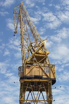Free Historical Crane Stock Photos - 28037293