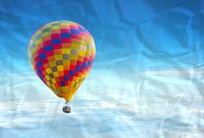 Free Crumpled Balloon Stock Photos - 28038953