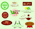 Free Tea Labels Royalty Free Stock Photo - 28040855