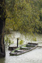 Free Wooden Rowboat Stock Images - 28041134