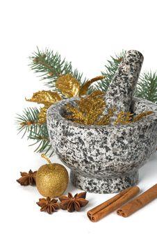 Free Preparing For Christmas Stock Image - 28041641