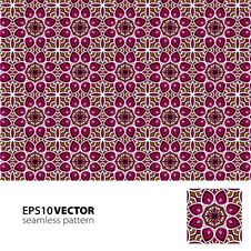 Free Pattern_vinous Royalty Free Stock Photography - 28041977