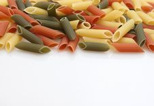 Free Italian Colored Pasta Stock Images - 28044374