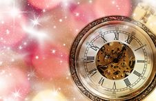Free New Year S At Midnight Royalty Free Stock Image - 28044506