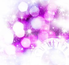 New Year S At Midnight Stock Photography