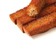 Free Croutons Closeup Royalty Free Stock Photography - 28046137