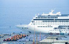 Free Marine Port Of Eilat Stock Photography - 28046892