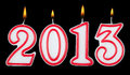 Free 2013 Digits Royalty Free Stock Photo - 28053665