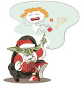 Free Troll - Santa&x27;s Helper Royalty Free Stock Photos - 28058928