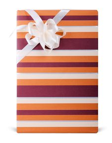 Free Striped Box Royalty Free Stock Photo - 28050165