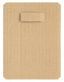 Free Recycled Cardboard Isolated Stock Photos - 28054293