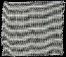 Free White Fabric Woven Isolated Stock Photo - 28054340