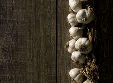 Free Garlic Royalty Free Stock Photography - 28058177
