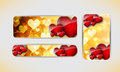 Free Valentines Day Banner Stock Images - 28062964