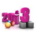 Free New Year Stock Image - 28068741