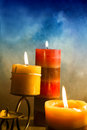 Free Candles Royalty Free Stock Photos - 28069818