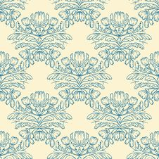 Free Flower Pattern Royalty Free Stock Image - 28061646