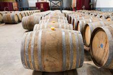 Free Wine Cellar Stock Photo - 28066490