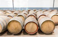 Free Wine Cellar Stock Photo - 28066520