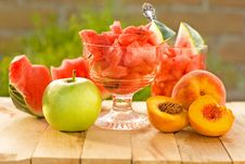 Free Fresh Fruit Stock Photography - 28067902