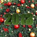 Free 2013 New Year Sign On Christmass Tree Decorations Stock Image - 28075961
