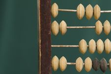 Free Abacus Fragment Stock Photography - 28072752