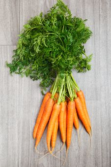 Free Sweet Carrots Royalty Free Stock Images - 28073689
