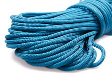 Blue Rope Stock Images
