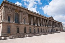 Free Louvre Mueseum Royalty Free Stock Photography - 28076407