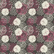 Free Flower Pattern Stock Image - 28078091