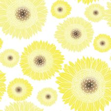 Free Flower Pattern Stock Images - 28078124